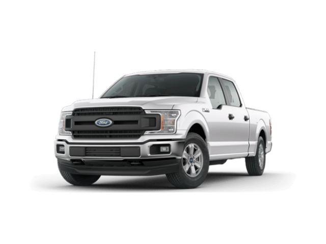 New 2019 Ford F-150 XL EcoBoost V6 GTDi DOHC 24V Twin Turbocharged in Madras